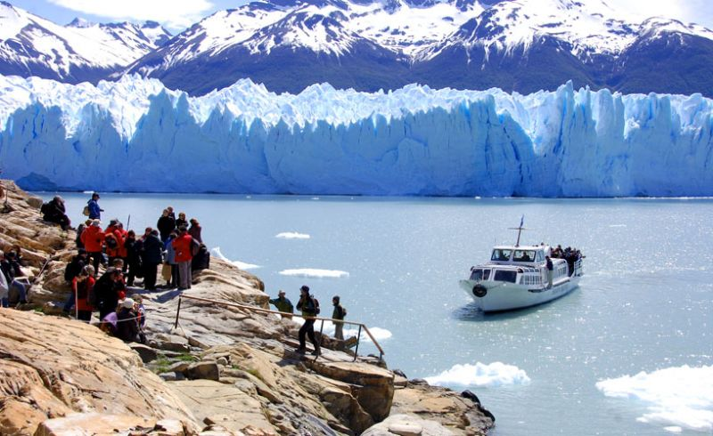 Full-Day Perito Moreno Glacier Tour from Puerto Natales