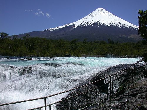 Petrohue Falls Tour From Puerto Montt