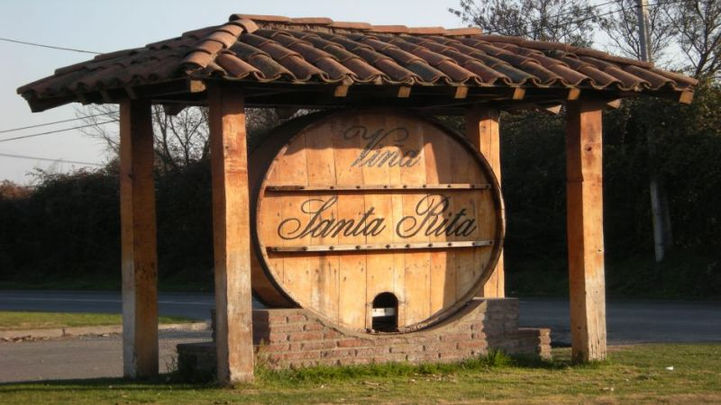 Santa Rita and Undurraga Wine Tour