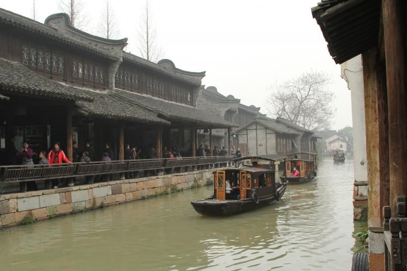 One Day Excursion to Wuzhen: Ancient Bed Exhibition and Wood Carving Hall (Private)