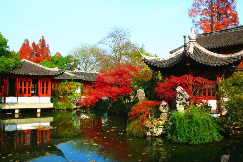 Shanghai Combo City Tour 1: Best of Shanghai Day Tour Suzhou and Zhouzhuang Water Village Day Tour