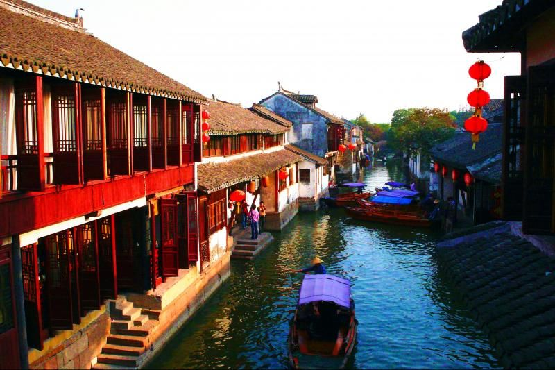 Suzhou and Zhouzhuang Water Village Day Tour (Private)