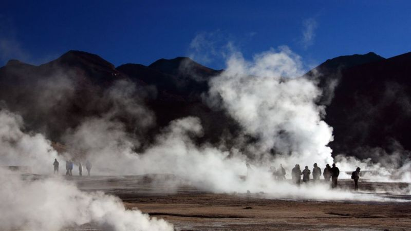 El Tatio Geysers and Machuca Village Day Trip