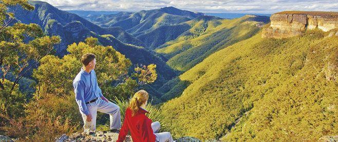 Blue Mountains & Featherdale Wildlife Park Tour
