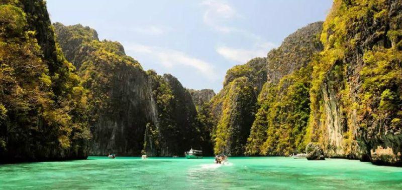 1 Day Krabi 4 Islands Hopping Tour