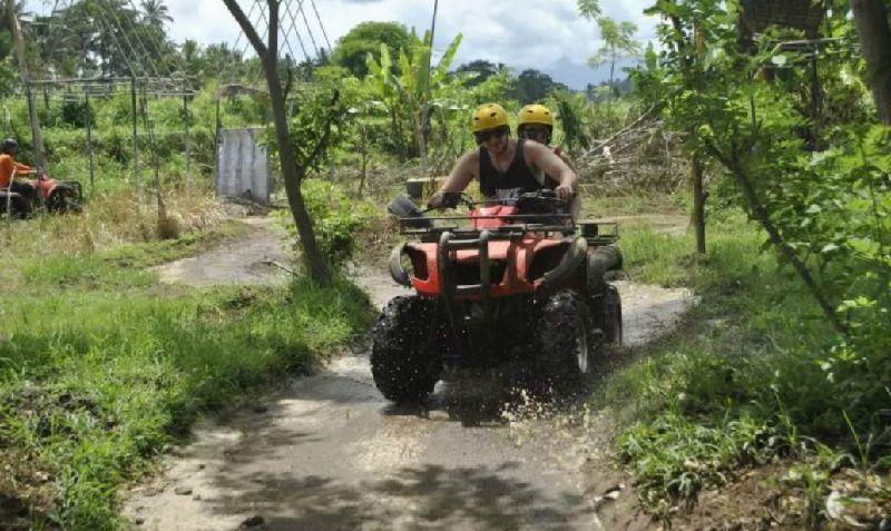 1-Day ATV Quad Bike Adventure in Bali