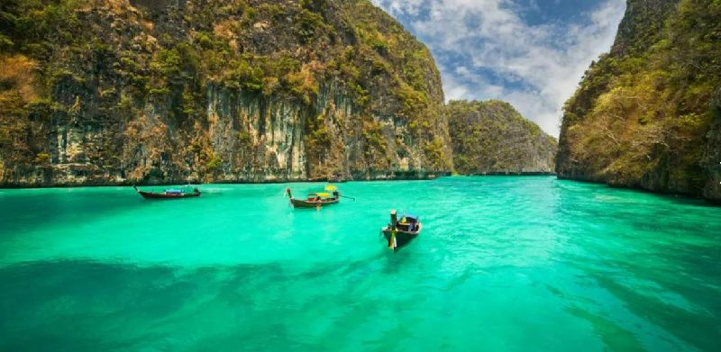 1 Day Krabi to Phi Phi Day Tour by Speedboat