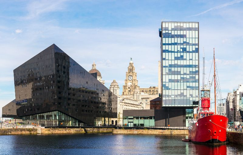 Liverpool Beatles Walking Tour and Mersey Ferry River Cruise
