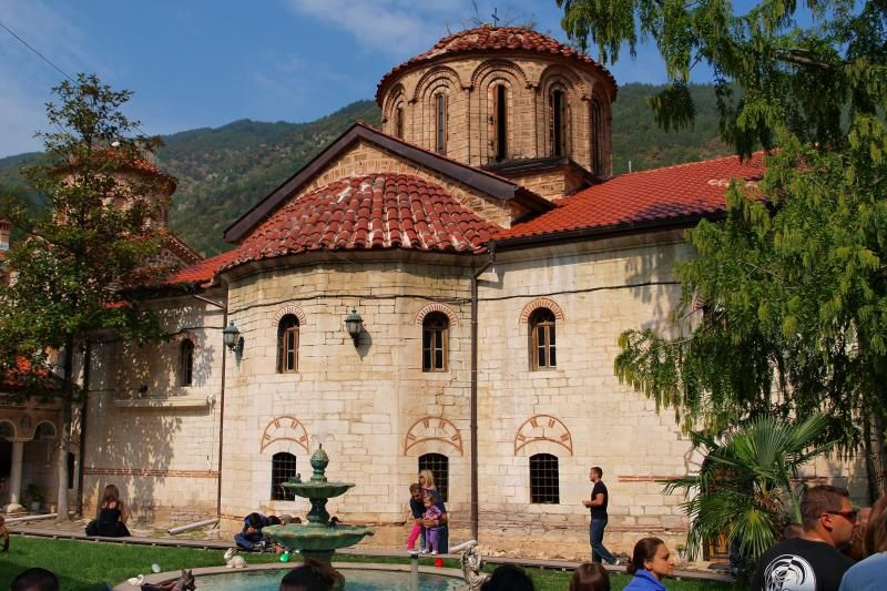Bachkovo Monastery and Asen's Fortress Day Trip from Sofia