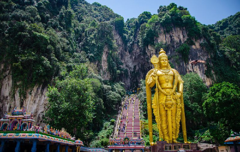 Half-Day Batu Caves & Cultural Tour