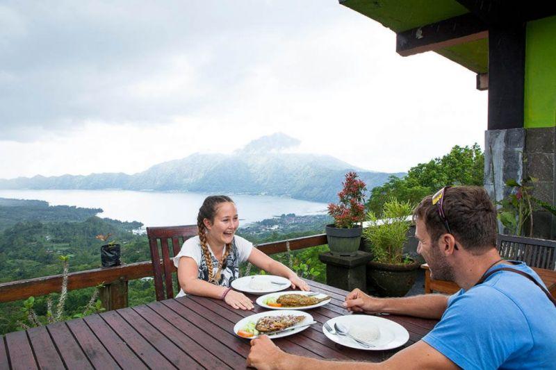 Balinese Highland Food Tour