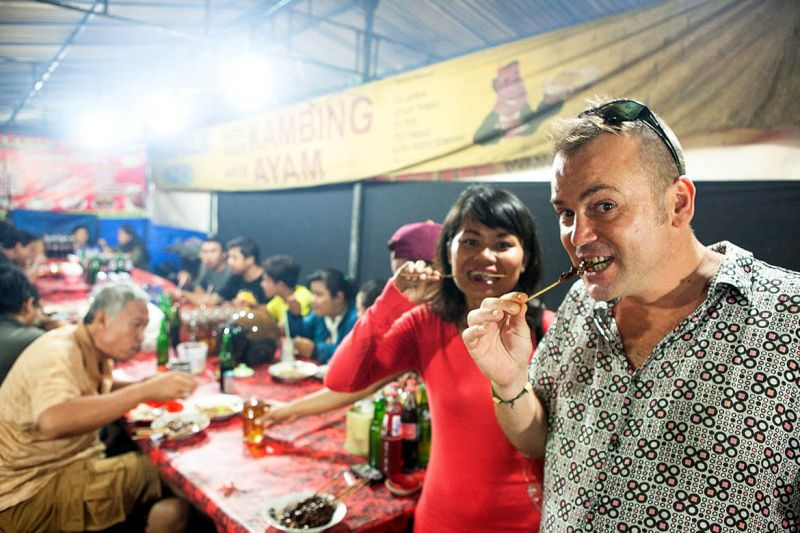 Denpasar Night Street Food