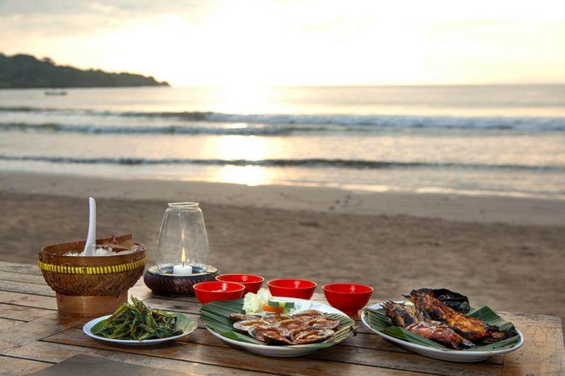 Balinese Seafood Rally