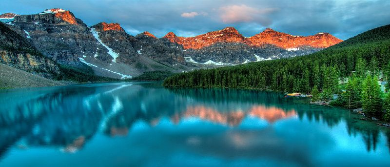7-Day Vancouver, Banff, Jasper, Lake Louise, Columbia Icefield, Rocky Mountain Tour