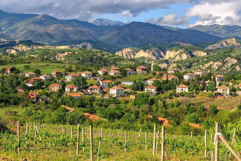 Melnik Wine Tour with Tasting from Sofia || Villa Melnik Winery