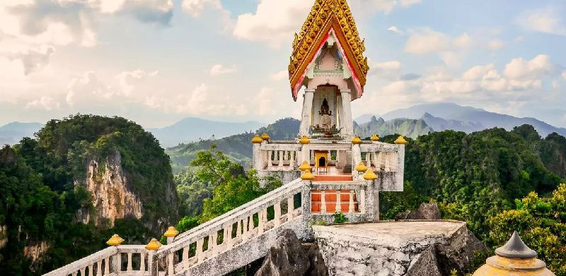 1-Day Tiger Cave and Emerald Pool Jungle Tour
