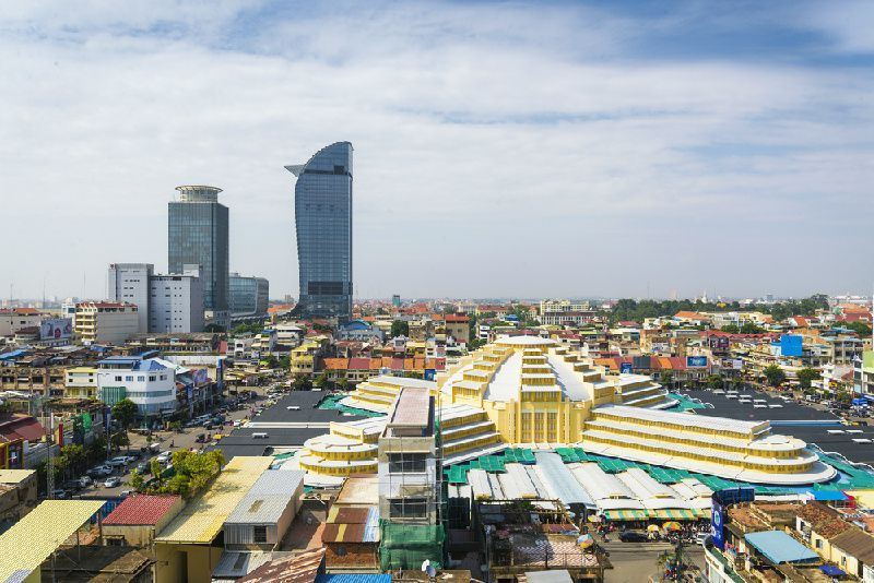 3-Day Cambodia Phnom Penh Tour