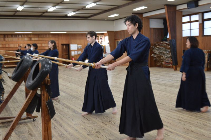 【SHUBUKAN】Be a Japanese samurai!  Learn the spirit of the martial arts!