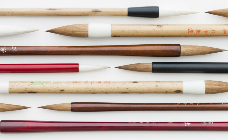 【Houkodou】*Brush-making experience, Koromoge Maki course* From Koromoge Maki to finishing touch, a real brush-making experience!