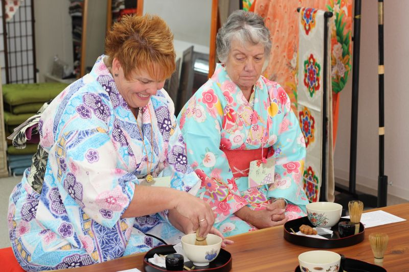 ‹Û�wa-cul-know‹ÛÔJapanese Culture Experience Dressed in Kimono