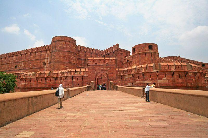 Agra Tour By Shatabdi Train