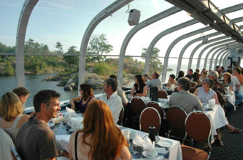 3-Hour Thousand Islands Cruise With Lunch from Kingston