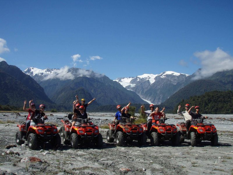10 Day New Zealand South Island Tour From Christchurch