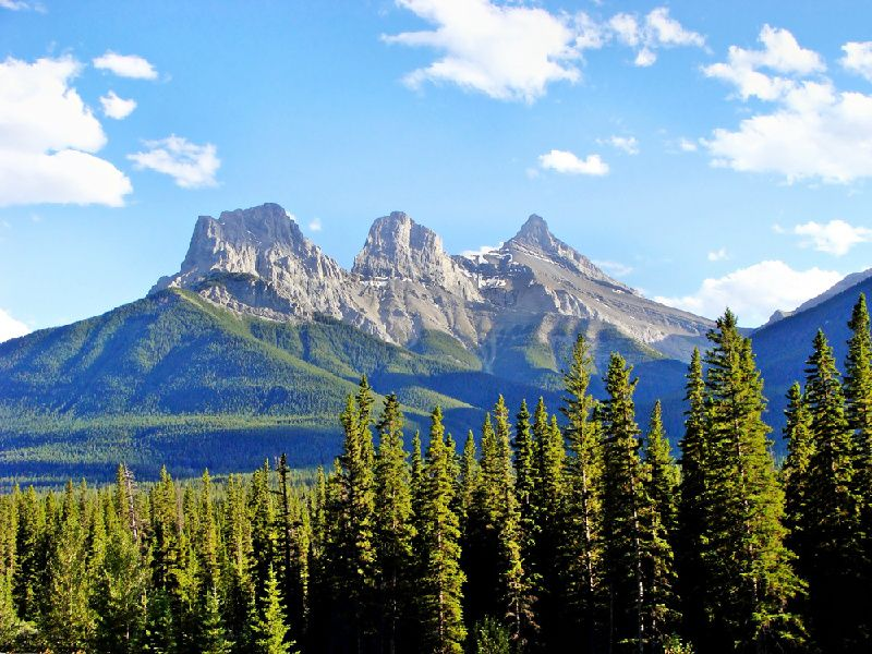 6-Day West Canada and Canadian Rockies Tour: Calgary To Vancouver