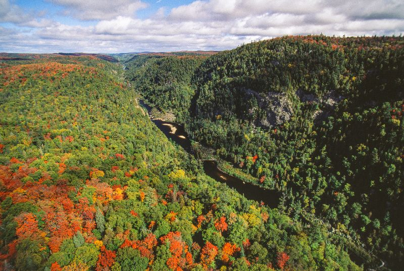 10-Day East Canada Fall Foliage Tour from Toronto