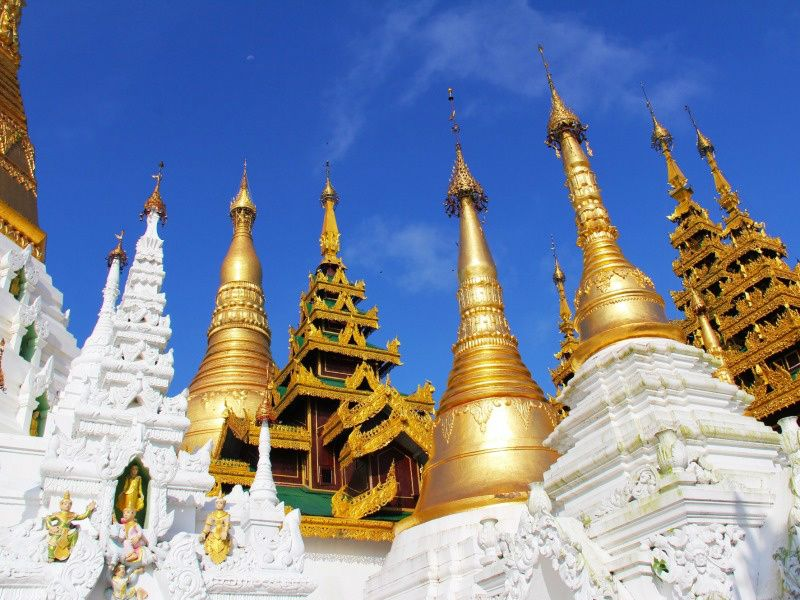 Private Yangon Full Day Sightseeing Tour