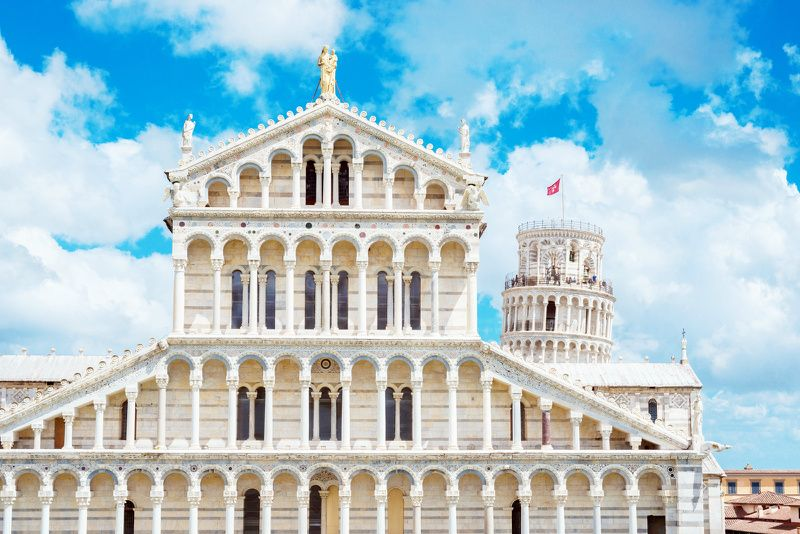 Pisa Day Trip From Florence W/ Leaning Tower Fast Pass
