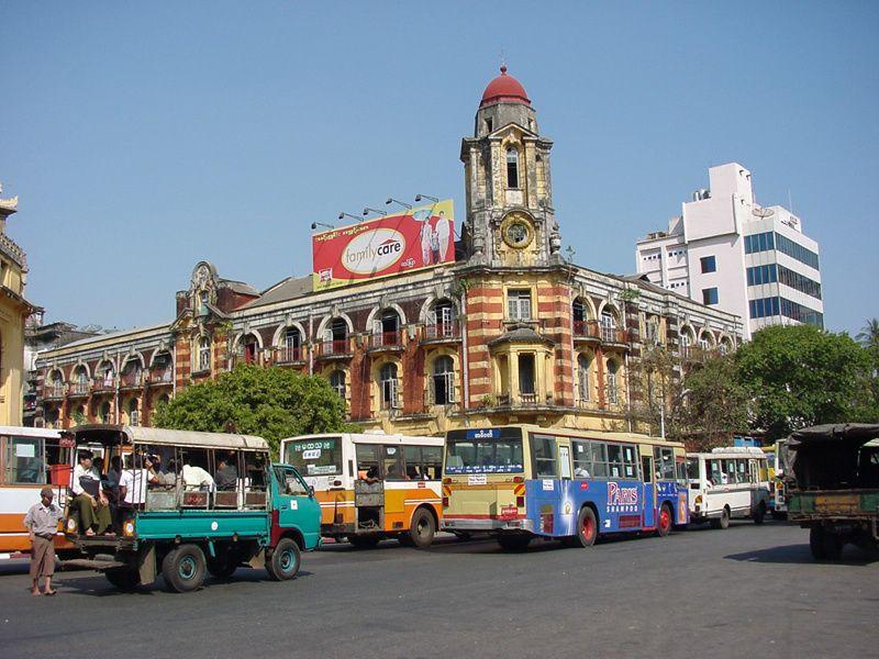 Private Half-Day Market Tour in Yangon