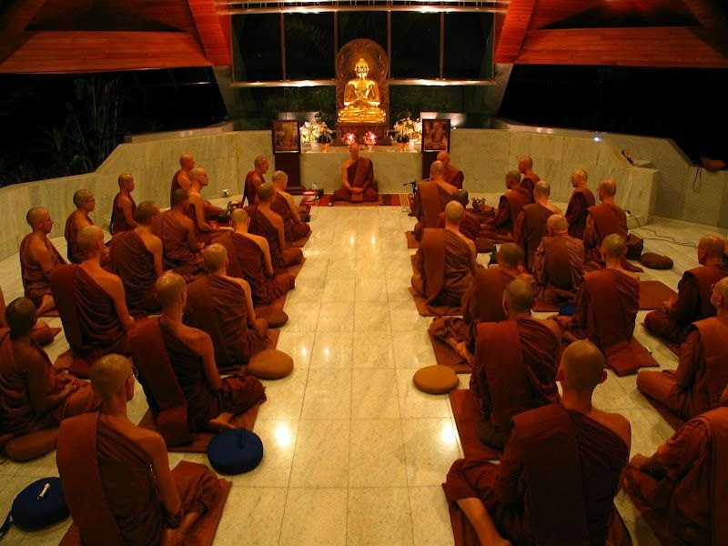 Private Learning Meditation at Mahasi Tour