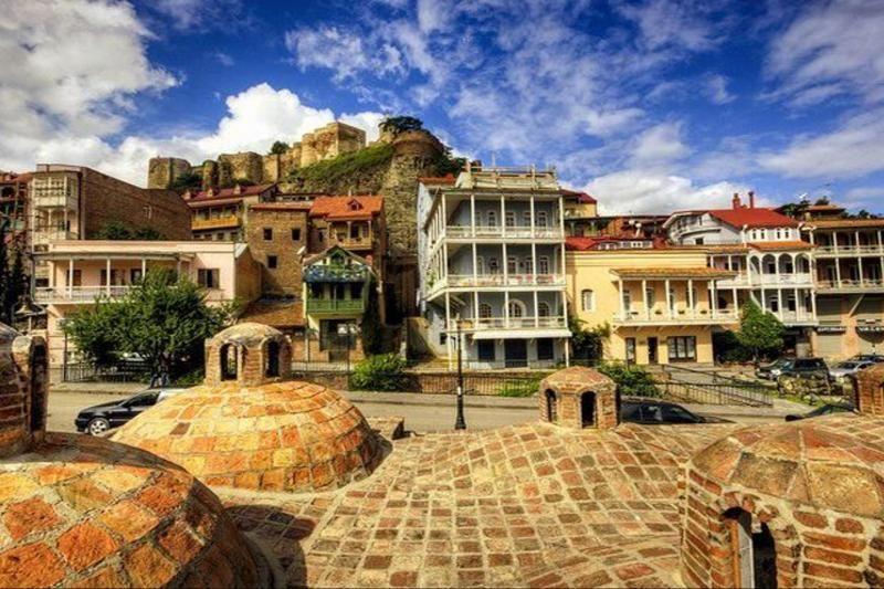 Visit Gabriadze Theater and Cafe Gabriadze