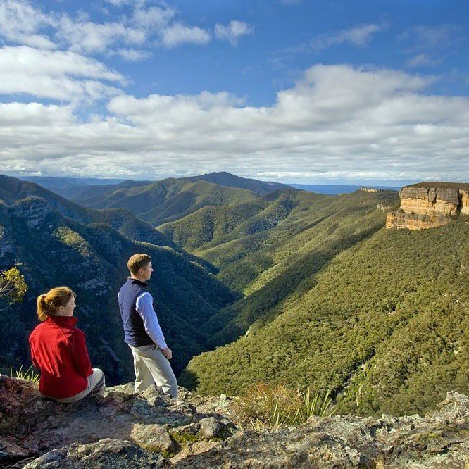 Blue Mountains and Three Sisters Tour