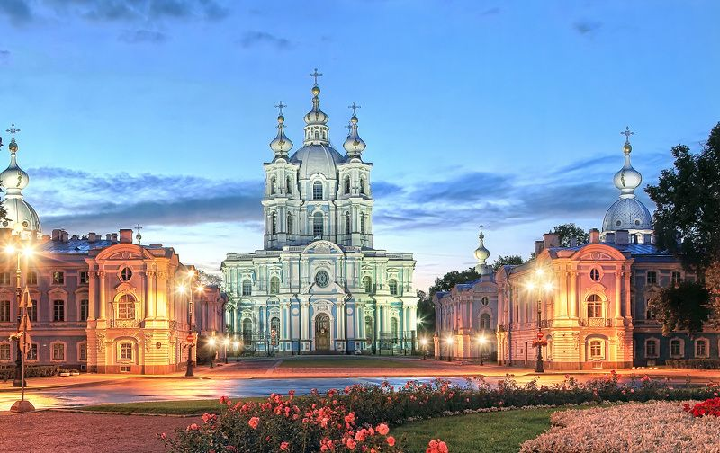 19-Day Scandinavia and Russia Tour Package