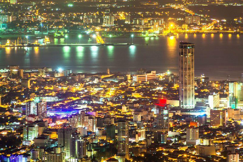 Penang Georgetown by Night Tour