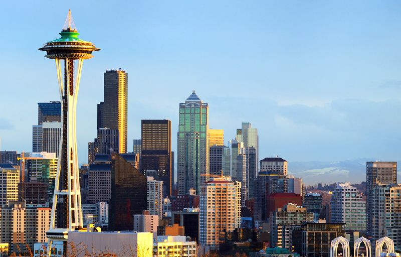 3-Day Seattle Tour: Seattle City Tour, Olympic National Park, Snoqualmie Falls