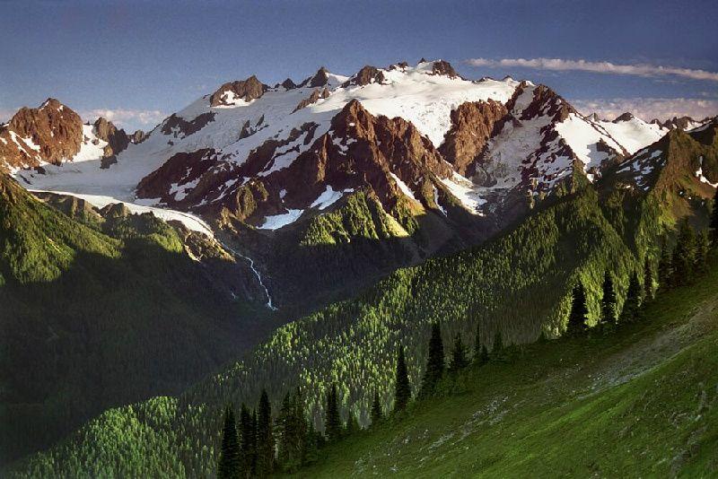 4-Day Seattle Tour: Seattle City Tour, Olympic National Park, Mt. Rainier National Park, Snoqualmie Falls