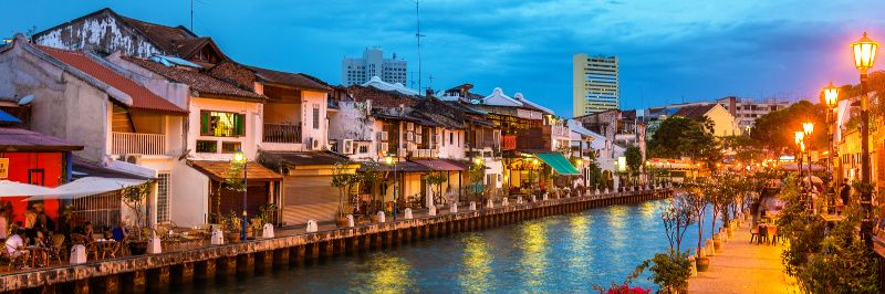 Private Day Trip to Malacca with Lunch Voucher from Kuala Lumpur