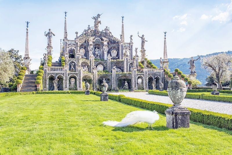 4-Day Italian Lakes Holiday Package from Como / Milan