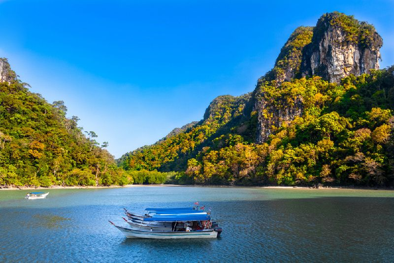 Langkawi Geopark Adventure Day Cruise with BBQ Lunch & Unlimited Beverages