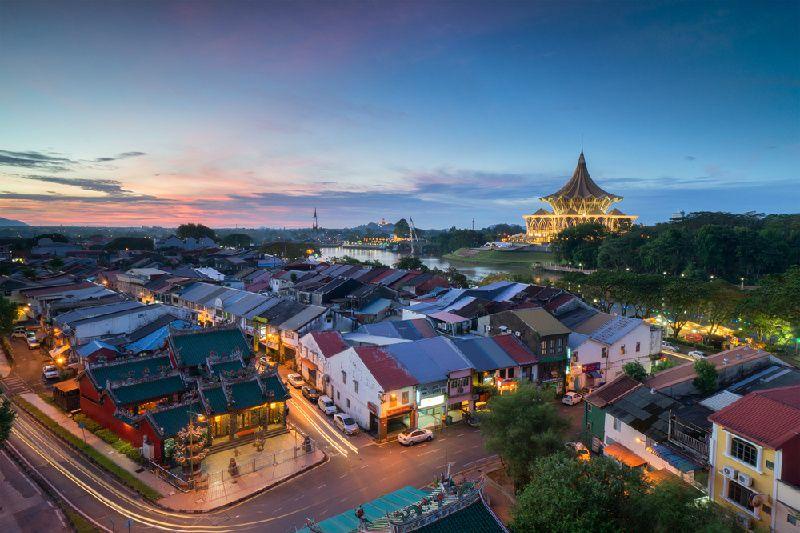 Sarawak Kuching City Tour