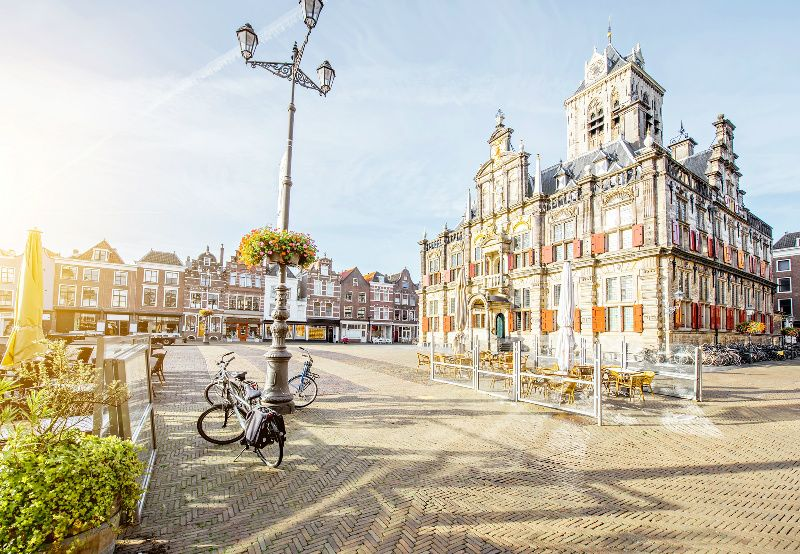 Rotterdam, Delft, and The Hague Small Group Tour from Amsterdam