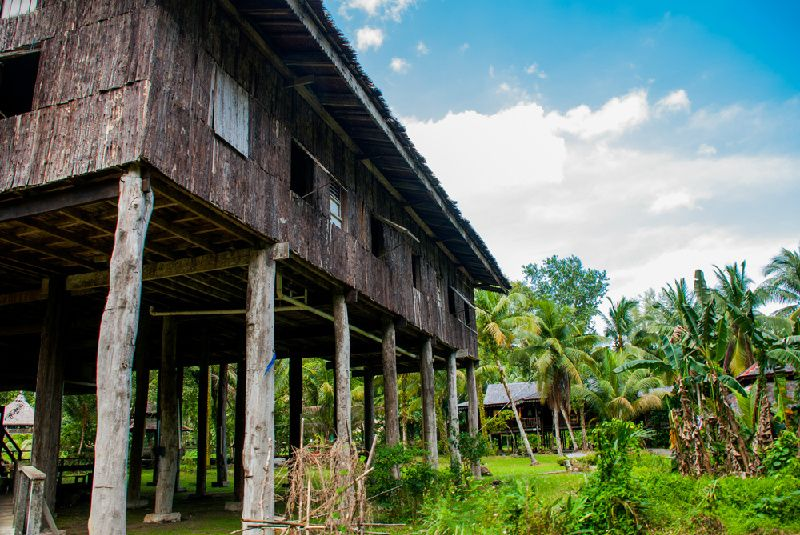 2-Day Iban Longhouse Experience (Lemanak River) from Kuching