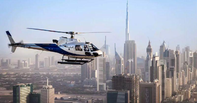 Dubai Private Helicopter Tour