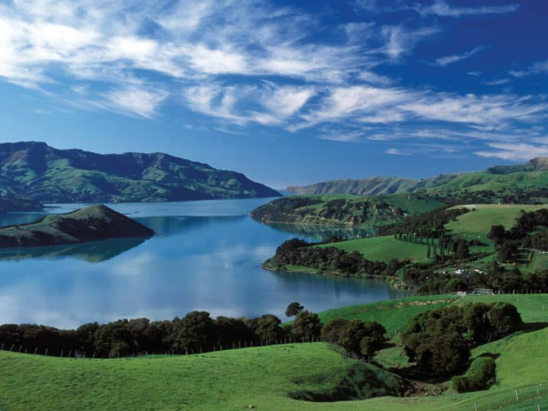 Christchurch Sightseeing With Farm Day Tour From Akaroa