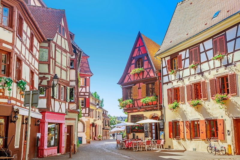 4-Day Strasbourg and Pearls of Alsace Tour Package