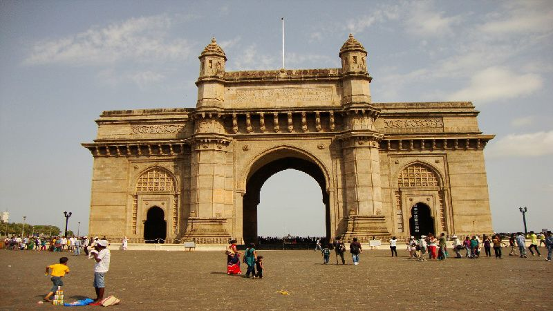 Golden Triangle with Bollywood City - Mumbai