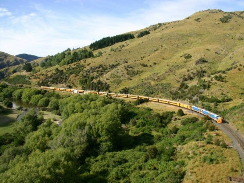Best Dunedin Sightseeing With Dunedin Taieri Gorge Railway